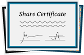 Share certificates, share registers, BBBEE affidavits, shareholder and director reports. Custom and bespoke reports and registers.